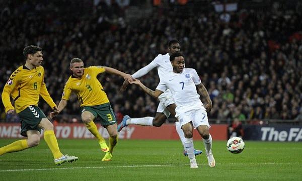 Bóng đá - Lithuania vs Anh 23h00, ngày 08/10