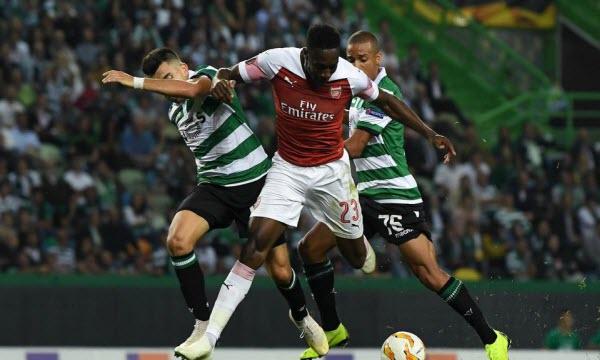 Bóng đá - Arsenal vs Sporting Lisbon 03h00 ngày 09/11