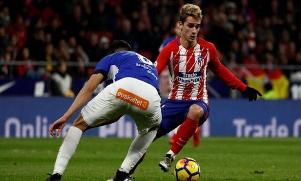 Bóng đá - Atletico Madrid vs Alaves 19h00 ngày 08/12