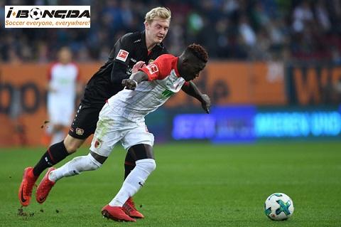 Bóng đá - Augsburg vs Bayer Leverkusen 27/04/2019 01h30