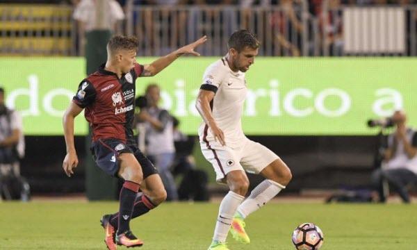 Bóng đá - Cagliari vs AS Roma 00h00 ngày 09/12