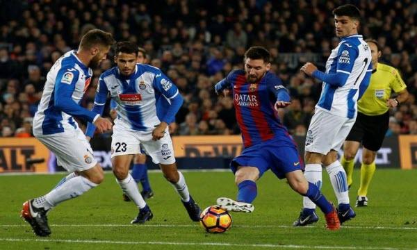 Bóng đá - Espanyol vs Barcelona 02h45 ngày 09/12