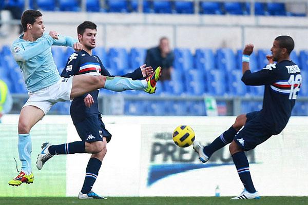 Bóng đá - Sampdoria vs Lazio 28/04/2019 23h00