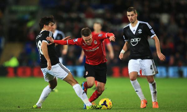 Bóng đá - Cardiff City vs Southampton 22h00 ngày 08/12