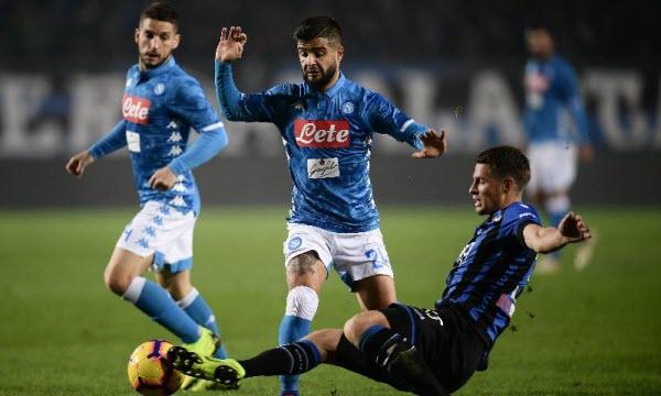 Bóng đá - Napoli vs Frosinone 21h00 ngày 08/12