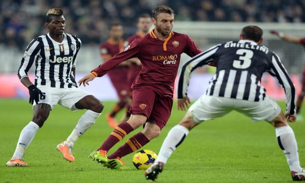 Bóng đá - Phân tích kèo AS Roma vs Sampdoria