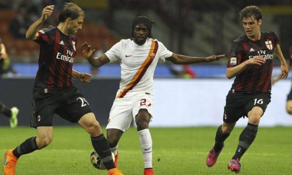 Bóng đá - AS Roma vs AC Milan 02h45, ngày 10/01