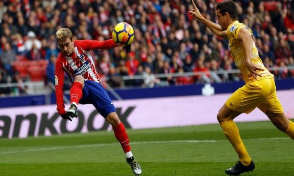 Bóng đá - Girona vs Atletico Madrid 01h30 ngày 10/01