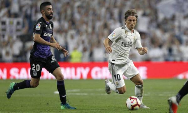 Bóng đá - Real Madrid vs Leganes 03h30 ngày 10/01