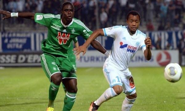 Bóng đá - Saint-Etienne vs Marseille 17/01/2019 03h00
