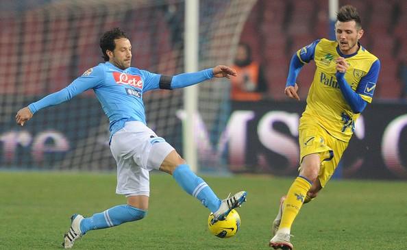 Bóng đá - Chievo vs Napoli: 21h00, ngày 10/03