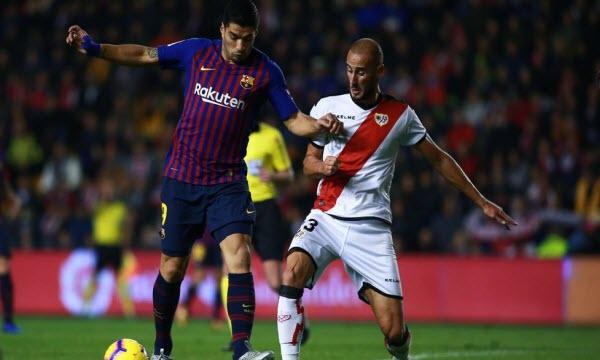 Bóng đá - Barcelona vs Rayo Vallecano 00h30 ngày 10/03