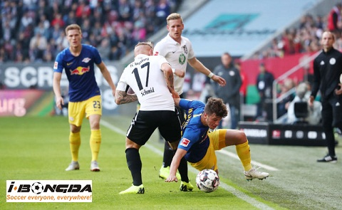 Bóng đá - Augsburg vs RB Leipzig 27/06/2020 20h30
