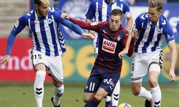 Bóng đá - Alaves vs Eibar 19h00 ngày 09/03