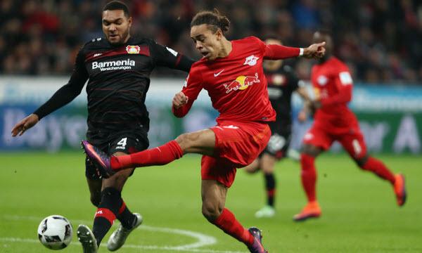 Phân tích Bayer Leverkusen vs RB Leipzig 20h30 ngày 26/9