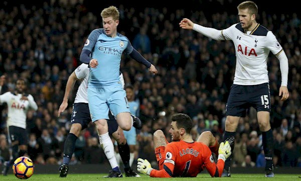 Bóng đá - Tottenham Hotspur vs Manchester City 02h00 ngày 10/04
