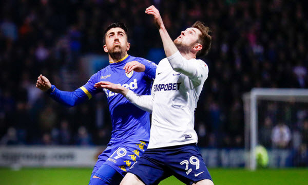 Bóng đá - Preston North End vs Leeds United 01h45 ngày 10/04
