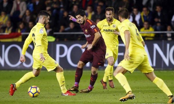 Bóng đá - Barcelona vs Villarreal 01h00, ngày 10/05