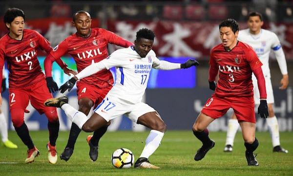 Bóng đá - Kashima Antlers vs Shanghai East Asia FC 17h00, ngày 09/05