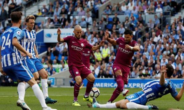Bóng đá - Manchester City vs Brighton & Hove Albion 02h00, ngày 10/05