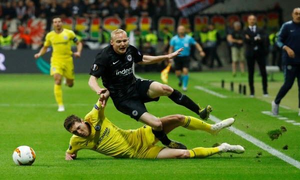 Bóng đá - Chelsea vs Eintr. Frankfurt 02h00 ngày 10/05