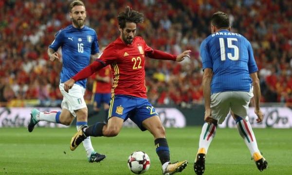 Bóng đá - Tunisia vs Tây Ban Nha 01h45, ngày 10/06