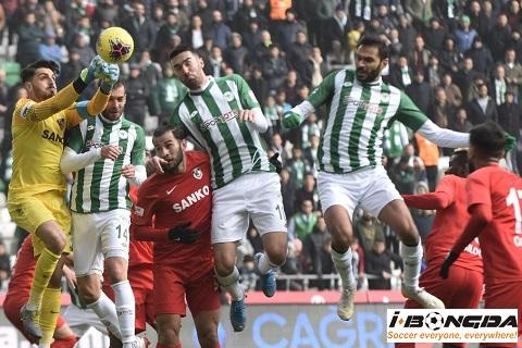 Bóng đá - Konyaspor vs Gaziantep Buyuksehir Belediyesi 26/02/2021 20h00