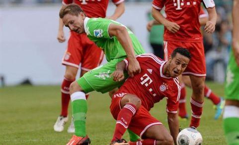 Bóng đá - Bayern Munich vs Monchengladbach: 01h30, ngày 10/08