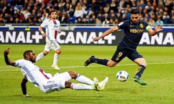 Bóng đá - Lyon vs Monaco 3h ngày 26/10