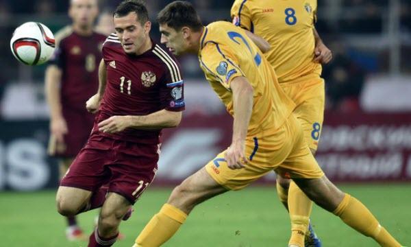 Bóng đá - Moldova vs Nga 01h45, ngày 10/10