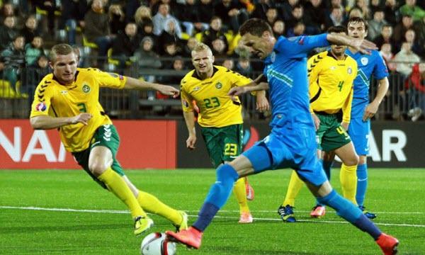 Bóng đá - Slovenia vs Lithuania 01h45, ngày 10/10