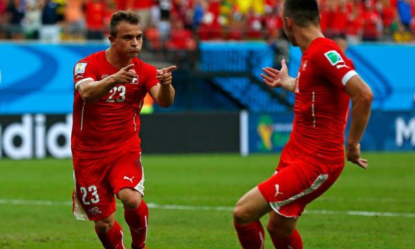 Bóng đá - Thụy Sỹ vs San Marino 01h45, ngày 10/10