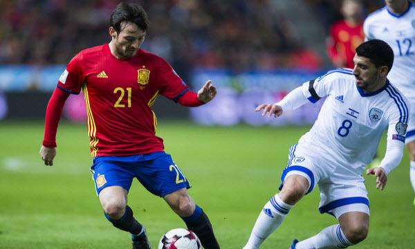 Bóng đá - Israel vs Tây Ban Nha 01h45, ngày 10/10