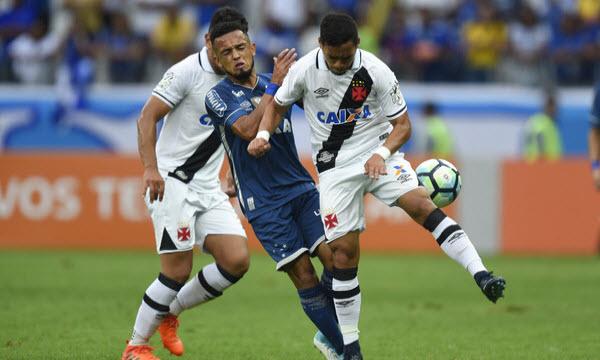 Vasco da Gama vs Botafogo RJ 7h30 ngày 24/9