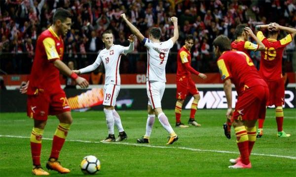 Bóng đá - Ba Lan vs Uruguay 02h45, ngày 11/11