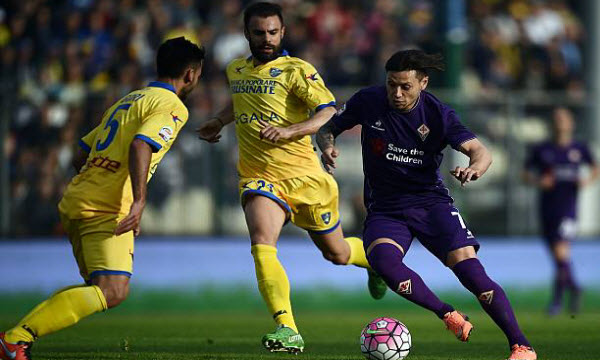 Bóng đá - Frosinone vs Fiorentina 02h30 ngày 10/11