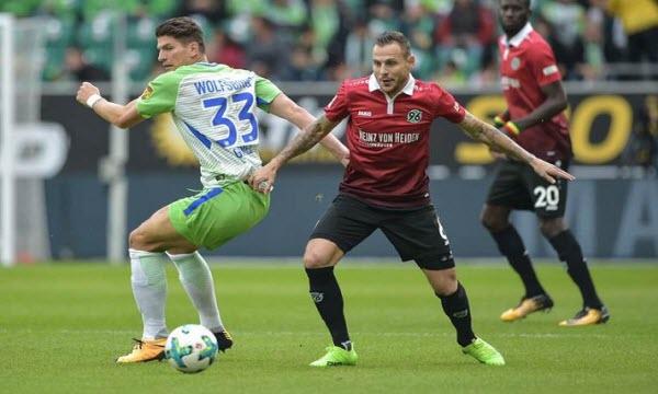 Bóng đá - Hannover 96 vs Wolfsburg 02h30 ngày 10/11