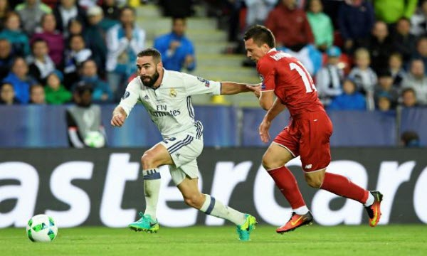 Bóng đá - Real Madrid vs Sevilla 22h15, ngày 09/12