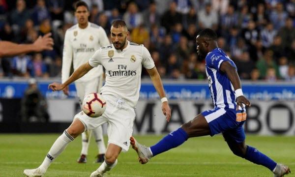 Bóng đá - SD Huesca vs Real Madrid 22h15 ngày 09/12