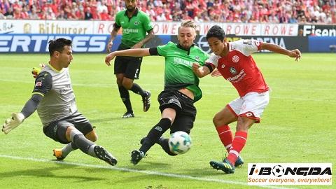 Bóng đá - Hannover 96 vs Mainz 05 20h30 ngày 27/04