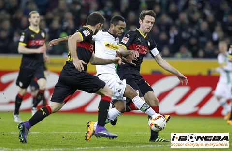 Bóng đá - Monchengladbach vs VfB Stuttgart 00h00 ngày 10/12