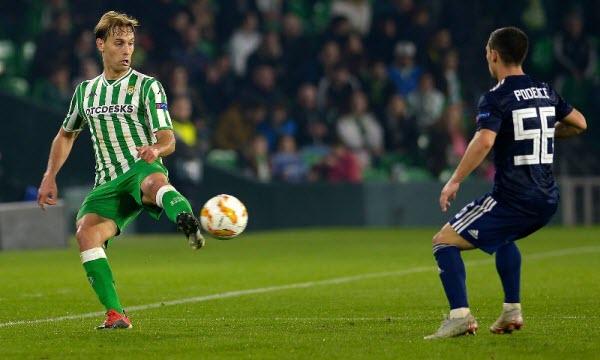 Bóng đá - Real Betis vs Rayo Vallecano 02h45 ngày 10/12