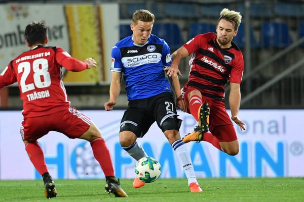 Bóng đá - Arminia Bielefeld vs SV Sandhausen 19h30 ngày 09/12