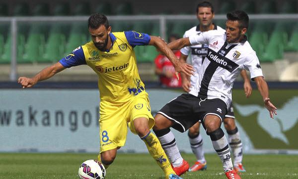 Bóng đá - Parma vs Chievo 21h00 ngày 09/12