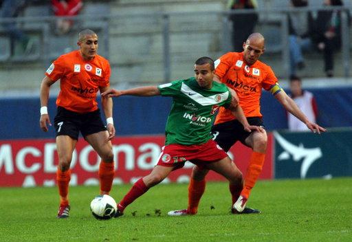 Bóng đá - Chateauroux vs Sedan: 02h00, ngày 12/01