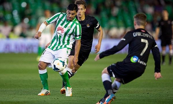Bóng đá - Real Betis vs Real Sociedad 02h30 ngày 11/01