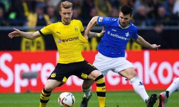 Bóng đá - Borussia Dortmund vs Hamburger 21h30, ngày 10/02