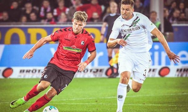 Bóng đá - Hannover 96 vs Freiburg 21h30, ngày 10/02