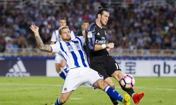 Thông tin trước trận Real Madrid vs Real Sociedad