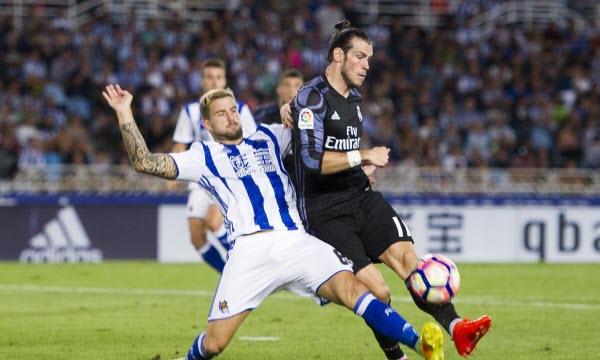 Bóng đá - Real Madrid vs Real Sociedad 07/01/2019 00h30
